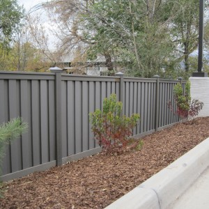Trex Seclusions Privacy Fence Winchester Grey