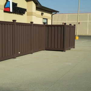 Trex Seclusions Privacy Fence