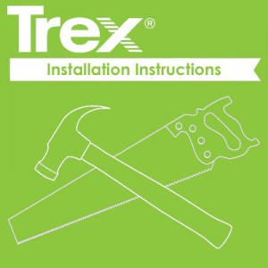 Trex Wood Alternative Installation Guide