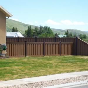 Trex Seclusions Composite Privacy Fence