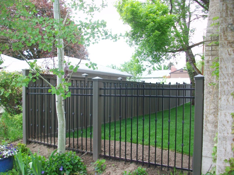Trex Fencing, The Composite Alternative To