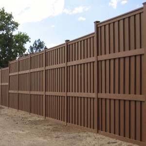 Trex Seclusions Privacy Fence Saddle Tall