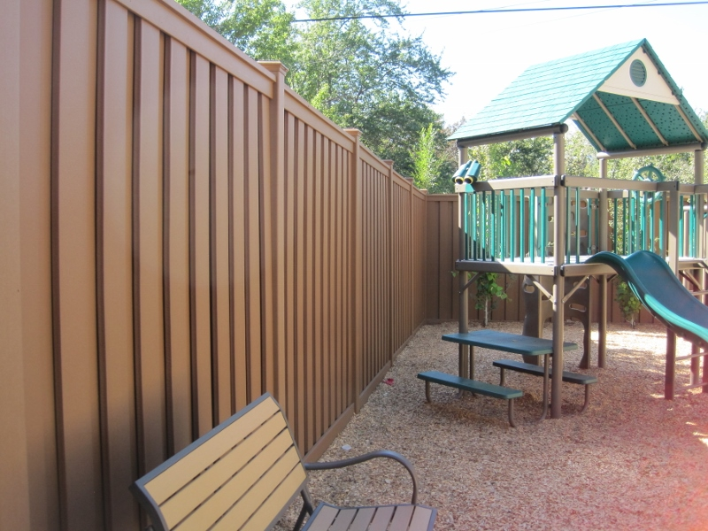 Trex Decking Colors >> Gallery - Trex Fencing, the Composite Alternative to Wood & Vinyl