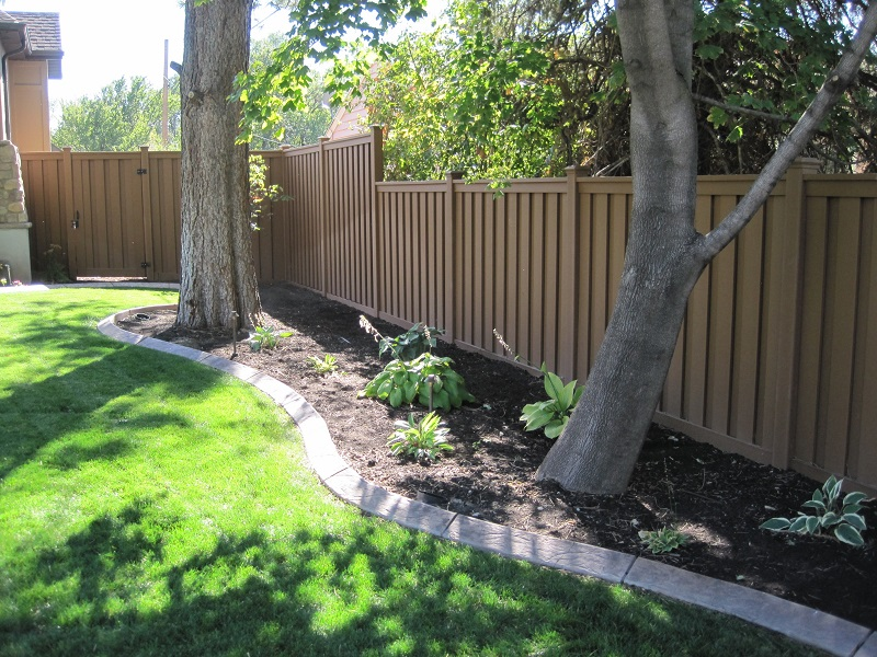 Trex Decking Colors >> Gallery - Trex Fencing, the Composite Alternative to Wood ...