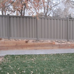 Trex Fencing - Winchester Grey