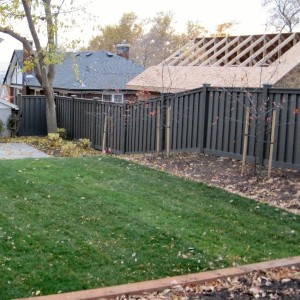 Low Maintenance Fencing - Winchester Grey