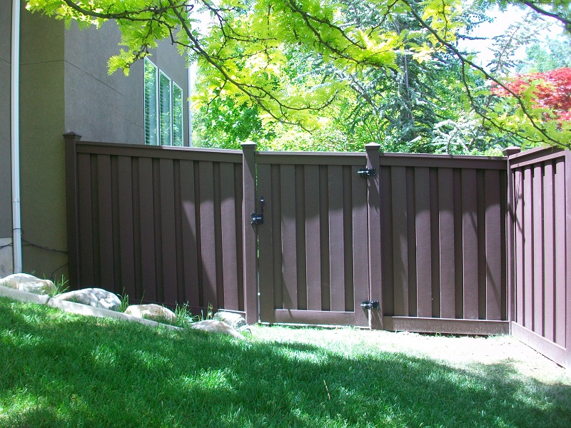 Trex Seclusions Fencing