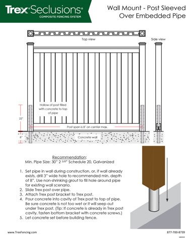 Wall-Mount-Post-Attachment-Pipe-Drawing-thumb