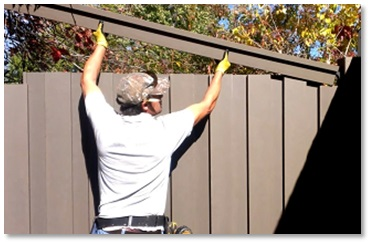 How to Install a Trex Fence