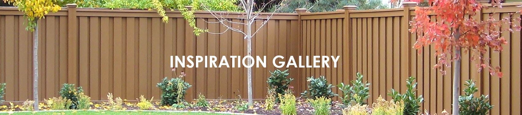 Trex Composite Fencing Inspiration Gallery