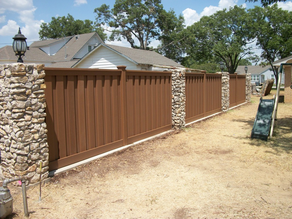 Customer Installation Pictures Trex Fencing The