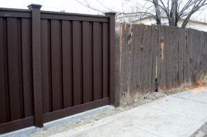 Trex Fencing vs. Wood Fencing
