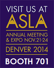 American Society of Landscape Architects Annual Meeting and Expo 2014