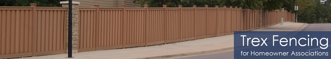 Homeowner Association Fencing