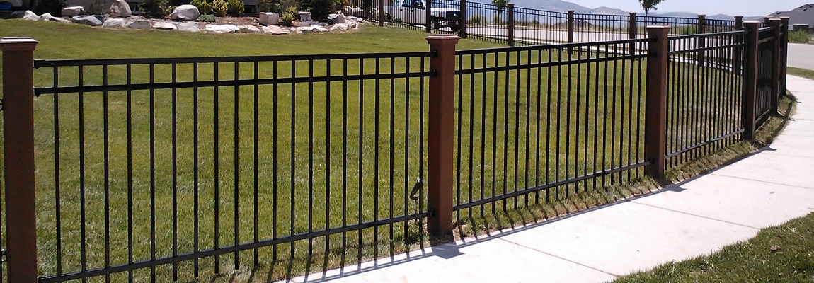 Using Trex Posts With Ornamental Fencing Trex Fencing