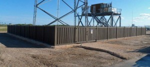 Trex Fencing for Government Properties