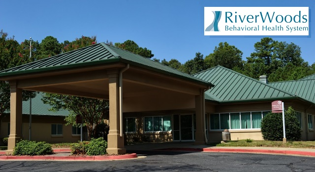Riverwoods Behavioral Health System Building