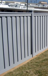 Trex Seclusions Commercial Fencing