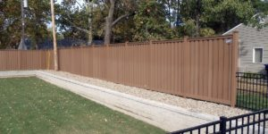 Project Spotlight Walgreens Installation By Kent Fence