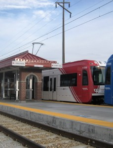 Utah Department of Transportation TRAX Light Rail Project