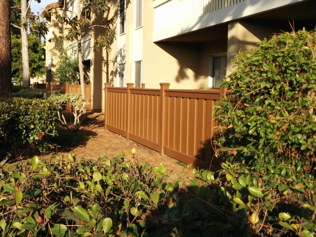 4 ft tall fencing for patios