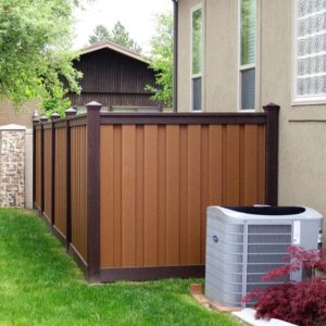 Combination of Colors for Trex Fence