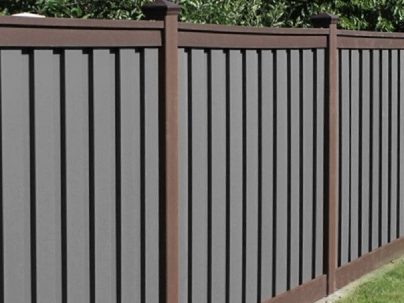 Combining Colors For A Unique Look Trex Fencing The