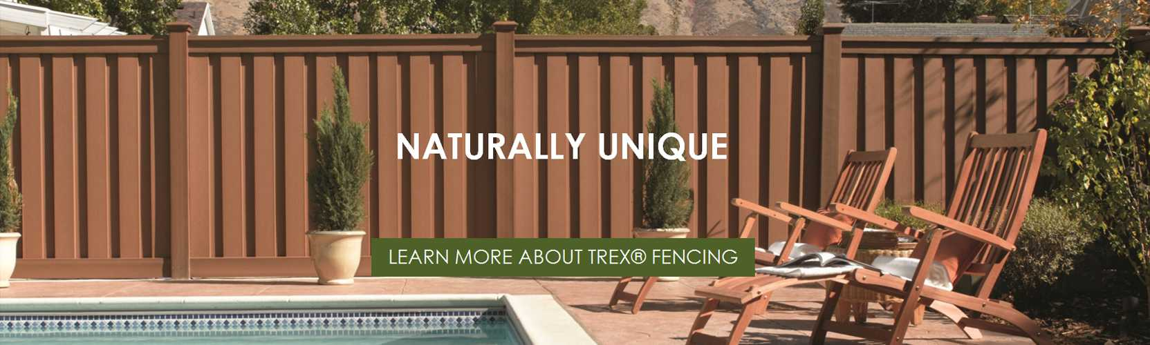 Trex Fencing The Composite Alternative To Wood Amp Vinyl