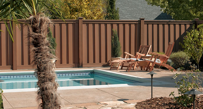 Seclusions - Trex Fencing, the Composite Alternative to Wood