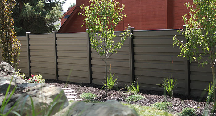 Design Fencing Horizontal fence design 101 benefits design material options more trex horizons fence system workwithnaturefo
