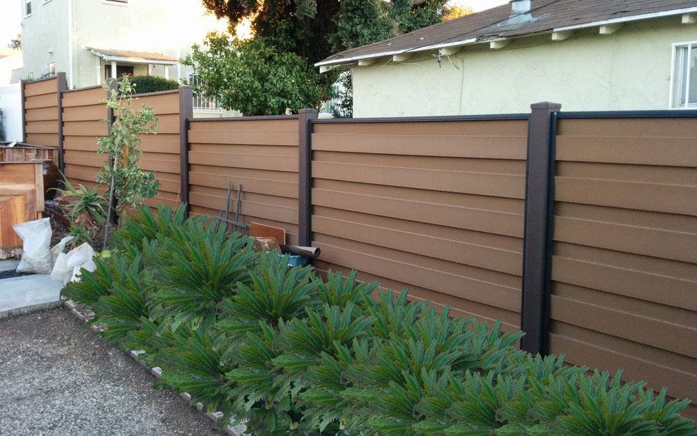 Horizontal Fencing Archives Trex Fencing The Composite Alternative To Wood Vinyl